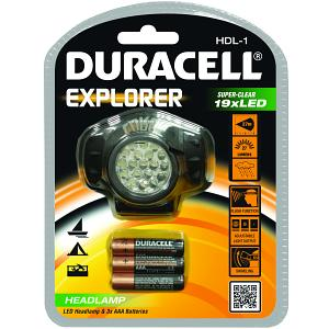 27 Lumen EXPLORER Headlamp Torch