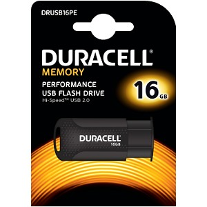 Duracell 16GB USB 2.0 Flash drive