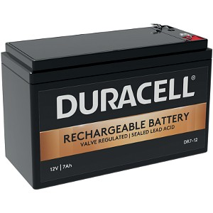 Duracell 12V 7Ah VRLA Battery