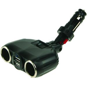 In-Car Charger/Splitter with USB