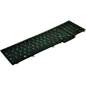 Latitude E5530 Keyboard - UK English Non Backlit