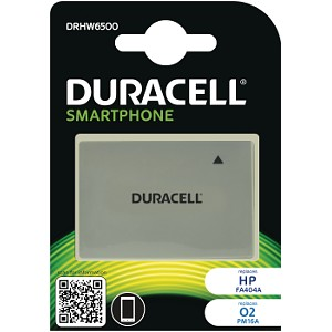 Producto compatible Duracell para sustituir Batería PM16A HTC
