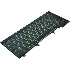 Latitude E6220 Keyboard - UK, Non-backlit W/O Dualpoint