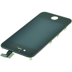 "iPhone 4S iPhone 4S Screen Assy 3.5"" (Black)"
