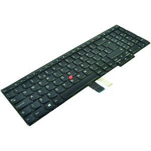 ThinkPad W540 Keyboard Non-Backlit UK English