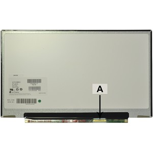 "Satellite L730 13.3"" WXGA HD 1366x768 LED Glossy"