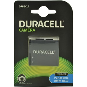 Producto compatible Duracell DRPBCL7 para sustituir Batería DMW-BCL7E Panasonic