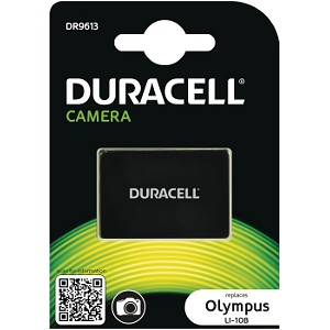 Producto compatible Duracell DR9613 para sustituir Batería ER-D500 Olympus