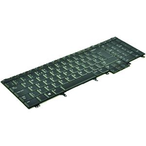 Latitude E6530 Keyboard Non Backlit (UK)