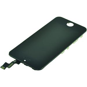 "iPhone 5S 4.0"" LCD & Touch Panel Assy (Black)"