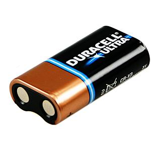 Producto compatible Duracell DLCR-V3 para sustituir Batería CR-V3 Pentax