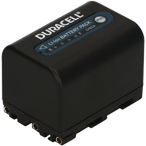 Producto compatible Duracell DR9599 para sustituir Batería NP-QM71D Sony
