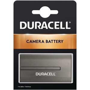 Producto compatible Duracell DR5 para sustituir Batería NP-F550 Sony