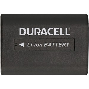 Producto compatible Duracell DR9700B para sustituir Batería NP-FH70 Sony