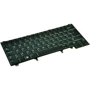 Latitude E6320 Keyboard - UK, Non-Backlit - W/O Numpad
