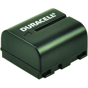 Producto compatible Duracell DR9656 para sustituir Batería B-9657 JVC