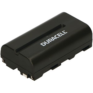 Producto compatible Duracell DR5 para sustituir Batería NP-F530 Sony