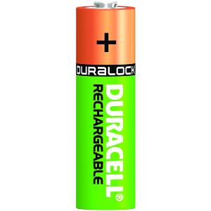 Producto compatible Duracell HR6-B para sustituir Batería B-160 NiMH Rechargeable Batteries