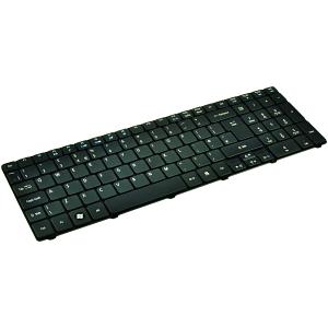 Aspire 7741Z Keyboard - UK 104 Key (Black)