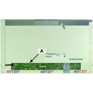 Producto compatible 2-Power para sustituir Pantalla N173FGE-L23 Acer
