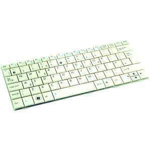 EEE PC 1001P Keyboard - UK (White)