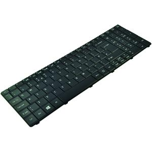 TravelMate P253 Keyboard English 106K Black