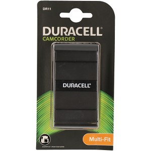Producto compatible Duracell DR11 para sustituir Batería BN-V60U JVC