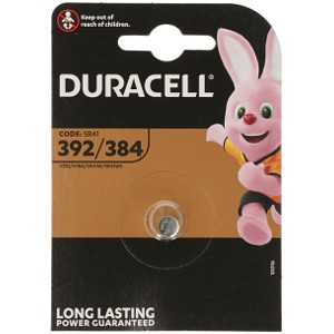 Producto compatible Duracell D392 para sustituir Batería LR41 Duracell