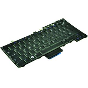 Latitude E5510 Keyboard Non B/L W/O Dualpoint - UK