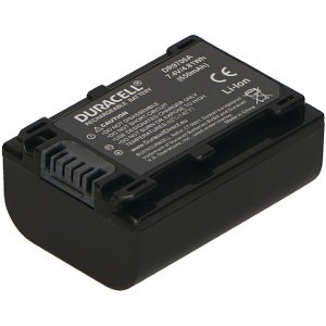 Producto compatible Duracell DR9706A para sustituir Batería NP-FV50 Sony