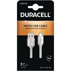 Producto compatible Duracell para sustituir ECB-DU4AWE Samsung
