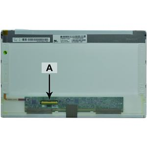 Inspiron Mini 10v Laptop LCD Panel