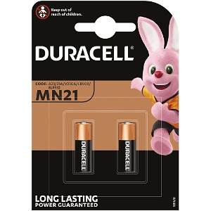 Producto compatible Duracell MN21-X2 para sustituir Batería A23 Duracell