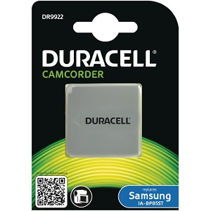 Producto compatible Duracell DR9922 para sustituir Batería IA-BP85ST Samsung