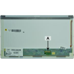 Producto compatible 2-Power para sustituir Pantalla LTN140AT03 Samsung