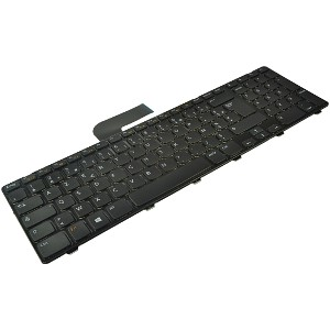 XPS 17 (L702X) Non-Backlit Keyboard (French)