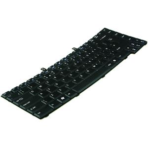 TravelMate 5730 3G Series Keyboard - 89 Key (UK)