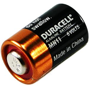 Producto compatible Duracell MN11 para sustituir Batería L1016 Duracell