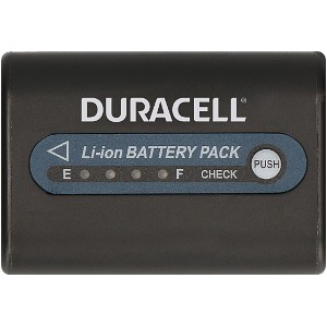 Producto compatible Duracell DR9599 para sustituir Batería NP-FM50 Sony