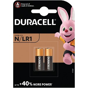 Producto compatible Duracell MN9100B2 para sustituir Batería 4901 Duracell