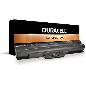 Producto compatible Duracell para sustituir Batería VGN-NW20 Sony