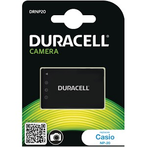 Producto compatible Duracell DRNP20 para sustituir Batería DRCA20RES Duracell