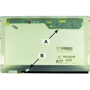 Producto compatible 2-Power para sustituir Pantalla LTN141AT04-G01 Samsung