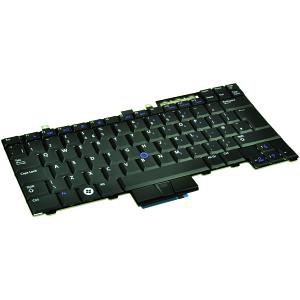NSK-DBC0U Keyboard W/Pointing Stick Non Back-lit