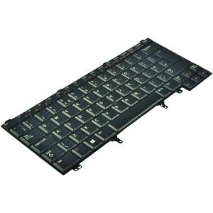 PK130FN3D12 Keyboard - English, Backlit