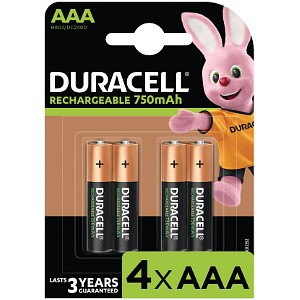 Producto compatible Duracell HR3-B para sustituir Batería CP37NM Original Manufacturer