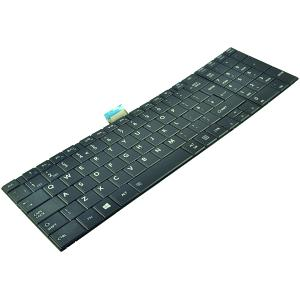 6037B0084605 Keyboard Black - UK
