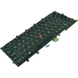 ThinkPad X240 Keyboard Non-Backlit UK English