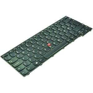 ThinkPad E531 Keyboard Norwegian Non Back-lit
