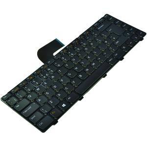 Vostro 3350 Non-Backlit Keyboard Win 8 (UK)